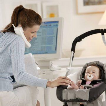 Reclamar la devolución del IRPF de una prestación por maternidad